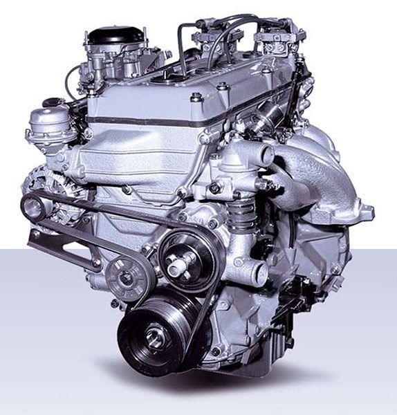 что двигатель - это сердце